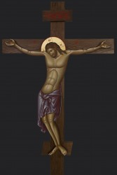 Holy Cross for the altar- 200 cm