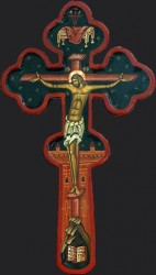 Holy Cross- 30 cm