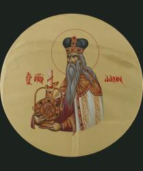 The holy Prophet Aaron 35 cm
