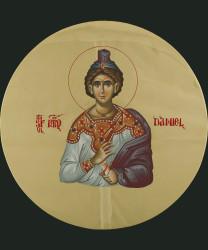 The holy Prophet Daniel 35 cm