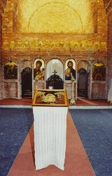 Iconostasis - St. Nicholas Church - Campina, Romania- 2000