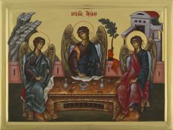 The Trinity 61x46 cm