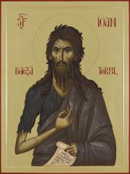 St. John the Baptist 100x75 cm