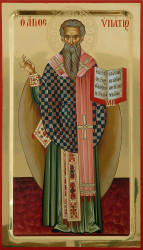St. Ipatios   55x 35 cm