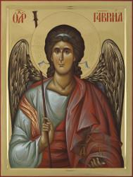 St. Arch. Gabriel 76x56.5 cm