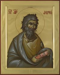 St. Andrew 46,5×37 cm