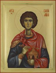 St. Panteleimon 76x56 cm