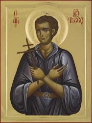 St. John the Russian 80x60 cm