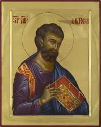 St. Mark the Evanghelist 46,5x37 cm