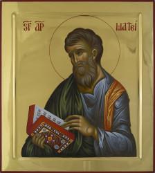 St. Matthew the Evanghelist 46,5x42 cm